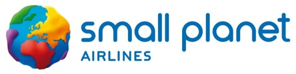 Small Planet Airlines (logo)